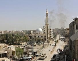 """Syria giành quyền kiểm soát """"điểm nóng"""" Đông Ghouta giữa lúc căng thẳng"""