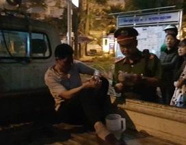 Hà Nội: Khởi tố tài xế ô tô kéo lê người đi xe máy về tội giết người