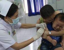 Chính thức sử dụng vắc xin sởi – rubella do Việt Nam sản xuất