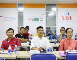 Học MBA quốc tế không chỉ đơn thuần để hoàn thiện kiến thức
