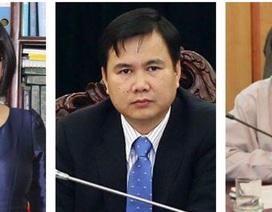 Thủ tướng bổ nhiệm mới 3 Thứ trưởng