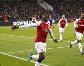 Hòa trên đất Nga, Arsenal giành vé vào bán kết Europa League