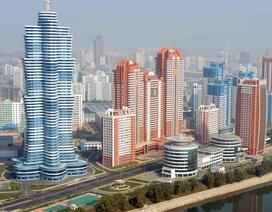 Cao ốc chọc trời giúp Triều Tiên chống chọi với lệnh cấm vận Liên Hợp Quốc