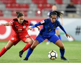 Đội tuyển nữ Thái Lan giành vé dự World Cup 2019