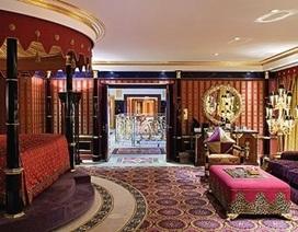 Ngợp mắt với sự xa hoa ở những khách sạn đắt đỏ nhất thế giới