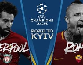"""Đại chiến Liverpool - AS Roma: """"Món quà"""" thuộc về ai?"""