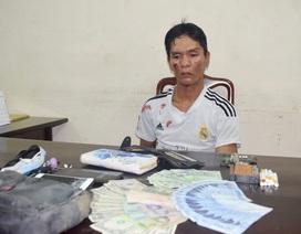 Người dân cùng cảnh sát 113 bắt siêu trộm có 6 tiền án