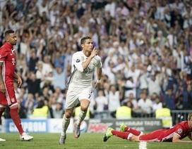 """Đại chiến Real Madrid - Bayern Munich: """"Ngáo ộp"""" C.Ronaldo"""