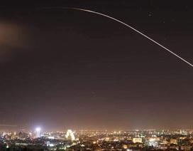 Những thiệt hại đầu tiên do cuộc tấn công của Mỹ và đồng minh tại Syria