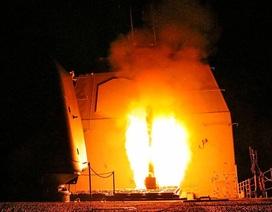 Gần 1 giờ Mỹ và đồng minh dội 100 quả tên lửa vào Syria