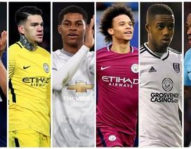 """Cầu thủ trẻ xuất sắc nhất giải Anh: """"Cơn gió lạ"""" từ giải hạng Nhất"""