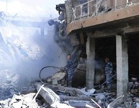 Tình báo Israel: Cuộc không kích của Mỹ và đồng minh vào Syria thất bại