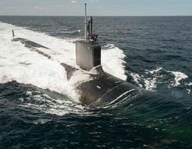 Cận cảnh tàu ngầm Mỹ phóng tên lửa tấn công Syria