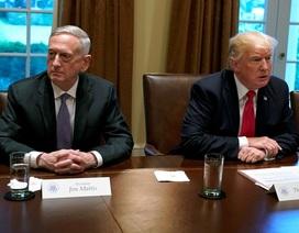 Một tuần căng thẳng trong Nhà Trắng trước quyết định tấn công Syria