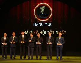 """KĐT Thanh Hà – Tập đoàn Mường Thanh được trao giải thưởng """"Nhà ở xã hội tốt nhất"""""""