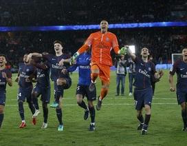 Hủy diệt Monaco 7-1, PSG chính thức vô địch Ligue 1