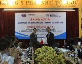 Việt Nam sẽ hội chẩn trực tuyến ca bệnh ung thư với Nhật Bản