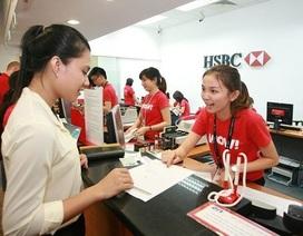 Nhân viên HSBC Việt Nam thu nhập hơn 50 triệu đồng/tháng