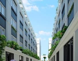 Khách xếp hàng chờ bốc thăm quyền mua nhà phố Eurowindow Garden City
