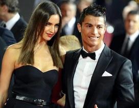 C.Ronaldo thừa nhận vẫn còn nặng lòng với siêu mẫu Irina Shayk