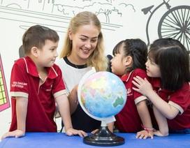 Trung tâm Anh ngữ mẫu giáo đầu tiên của VUS chính thức ra mắt