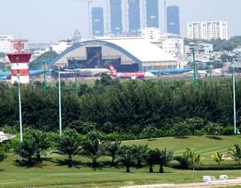 Thủ tướng đồng ý lấy sân golf làm ga hàng hoá phục vụ sân bay Tân Sơn Nhất