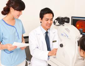 Giảm 50% phí điều trị tật khúc xạ tại bệnh viện quốc tế
