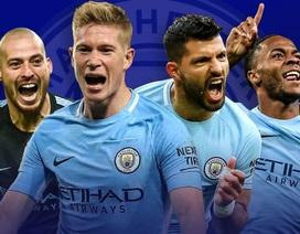7 kỷ lục vĩ đại chờ Man City chinh phục ở Premier League
