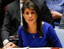 Mỹ tuyên bố không rút quân khỏi Syria sau không kích