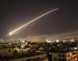 Syria chỉ bắn 2 tên lửa đáp trả cuộc không kích của Mỹ và đồng minh?