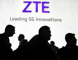 Mỹ cấm bán linh kiện cho công ty điện thoại ZTE của Trung Quốc