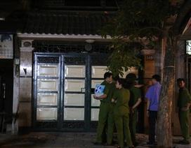 Khám nhà cựu Trung tướng Tình báo Phan Hữu Tuấn