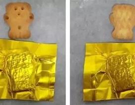 Cẩn thận mua phải bánh quy Trung Quốc có chứa ma túy