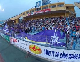 Ấn tượng với lượng khán giả và sự vươn lên của các nhân tố mới tại V-League 2018
