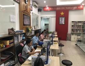 TPHCM: Phường mở cửa đến tối giúp dân thuận tiện công chứng giấy tờ