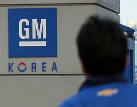 GM Hàn Quốc tiến sát nguy cơ phá sản