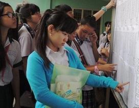 TPHCM công bố lịch thi chính thức vào lớp 10