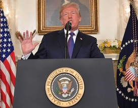 Chi tiết đáng chú ý trong video ông Trump phát lệnh tấn công Syria