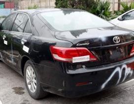Bắt tạm giam đôi vợ chồng mang ô tô thế chấp đi bán