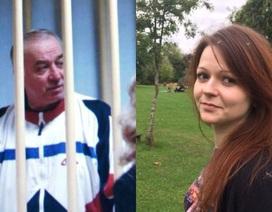 """Cựu điệp viên Nga bị tấn công bằng chất độc thần kinh """"dạng lỏng"""""""