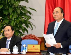 Thủ tướng: Thuế nhà Bộ Tài chính đưa ra chưa phải là quyết định cuối cùng