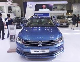 Volkswagen giảm giá 100 triệu đồng cho mẫu Jetta