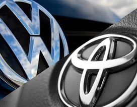 Toyota và Volkswagen bắt tay sản xuất xe tải