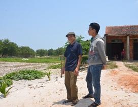 Quảng Bình: Hàng chục hộ dân bức xúc vì đất giãn dân 10 năm không được cấp sổ đỏ!