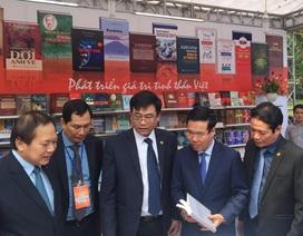 Khai mạc ngày sách Việt Nam lần thứ 5: Nhiều hoạt động thiết thực tri ân độc giả