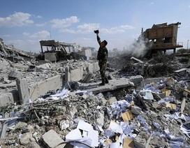 Nga nói tìm thấy vũ khí hóa học Đức và lựu đạn Anh tại Syria