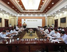 Thanh tra việc quản lý, sử dụng đất đai, khai thác khoáng sản tại Phú Thọ