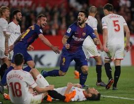 Barcelona - Sevilla: Quyết đấu vì ngôi vương