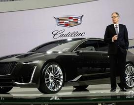 Tập đoàn GM bất ngờ thay chủ tịch Cadillac