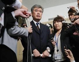 Thứ trưởng Nhật Bản từ chức vì bị cáo buộc quấy rối tình dục phóng viên